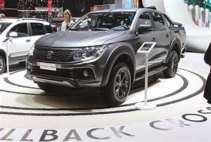 Fiat Fullback Pack Sport : fiat fullback cross un pick up tr s styl ~ Gottalentnigeria.com Avis de Voitures