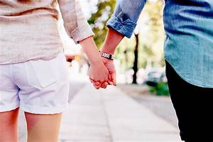 Images of Cute Love Couple Holding Hands with Quotes