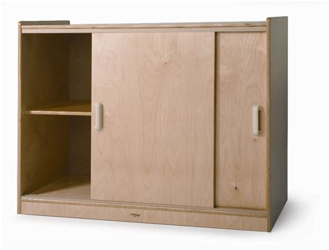 Sound And Media Storage Cabinets With Doors