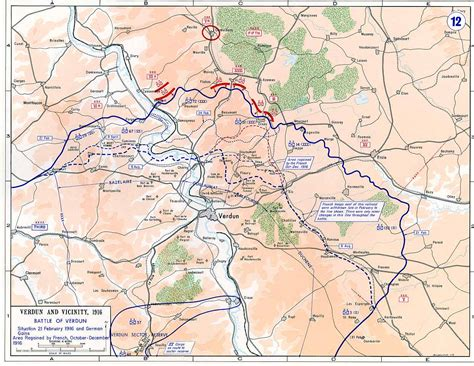 Schlacht Um Verdun Wikipedia