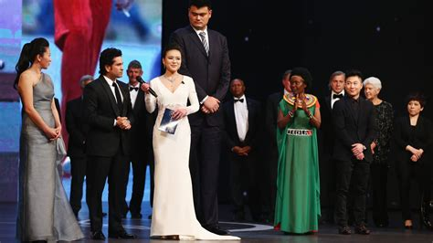 Report Yao Ming Who Was Awesome Elected To Basketball