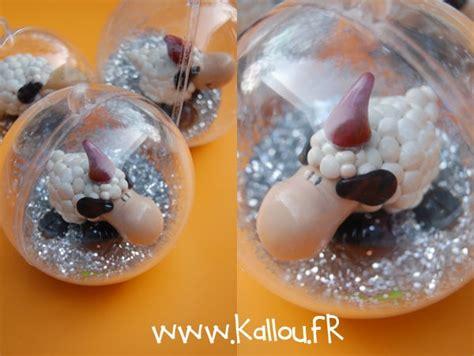 comment faire une boule de noel transparente