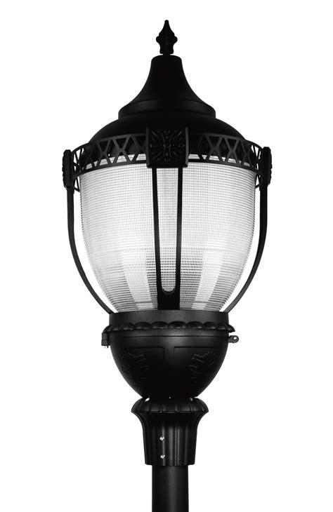 LED-PT-631 Series - LED Post Top Acorn Light Fixtures