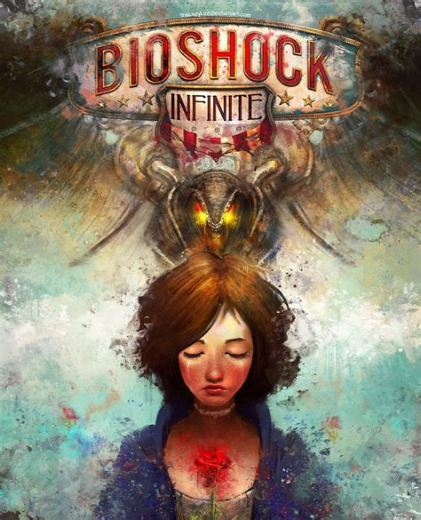 Bioshock Infinite Alternate Cover By Thelazylion On Deviantart
