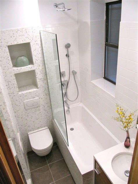 Duschkabine Kleines Bad by Modernes Kleines Bad Duschkabine Toilette Mosaikfliesen