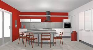 Decoration interieur cuisine design en image for Deco cuisine avec ou trouver des chaises