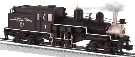 pennsylvania power and light pennsylvania power light legacy 2 truck shay locomotive 1