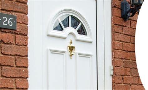 upvc panel doors double glazed front  doors somerset