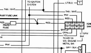 1994 Cadillac Deville Wire Diagram