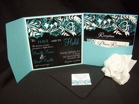 black white and turquoise wedding ideas google search