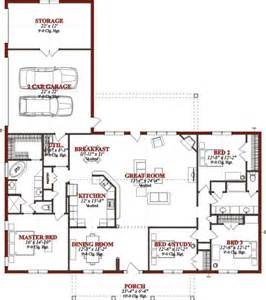 open floor plan ranch homes i 39 m thinking this is a pretty great looking ranch style home house style