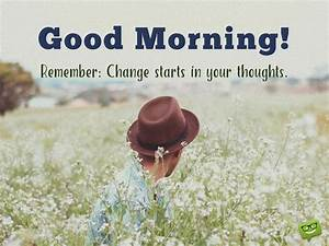 Breakfast for the Mind | Inspirational Good Morning Quotes