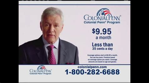 Colonial Penn TV Commercial, 'Question For You' Featuring ...