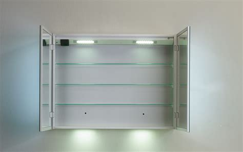 led medicine cabinet mirror eviva mirror medicine cabinet 36 inches with led lights