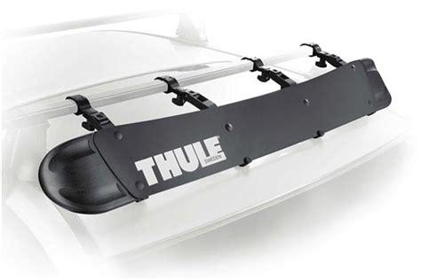 roof rack fairing thule 871xt 38 quot thule wind fairings roof rack