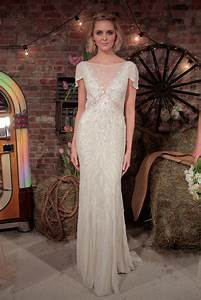 1920s flapper style wedding dresses by jenny packham for 1920s style wedding dress