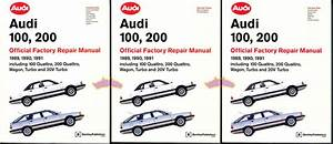 Audi Manuals At Books4cars Com