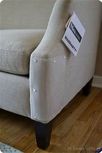Cats couch and furniture on pinterest for Sofa arm covers cat