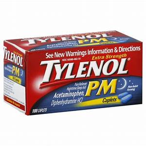 How Does Tylenol Pm Work