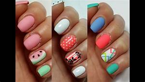 21 of the best ideas for simple nail ideas home