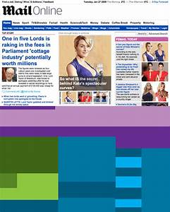 Wireframing the front page: Part 3 - The Daily Mail