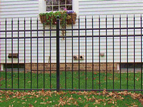 metal fence designs pictures decorative aluminum fence designs