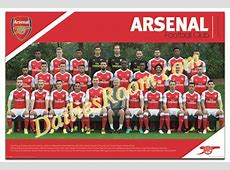 201718 Arsenal FC Full Squad Arsenal FC Players Salary