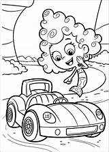 Bubble Guppies Coloring Pages sketch template