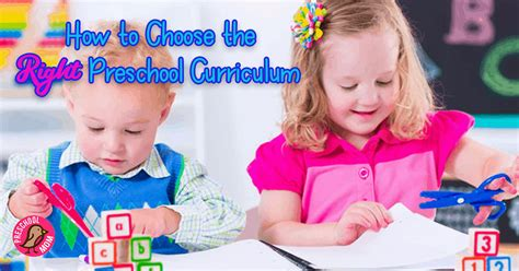 homeschool preschool curriculum choices preschool 333 | How to Choose Preschool Curriculum FB