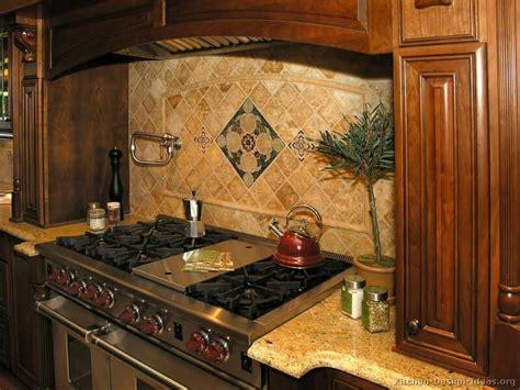 traditional kitchen backsplash ideas traditional wood golden kitchen cabinets 06 kitchen 6329