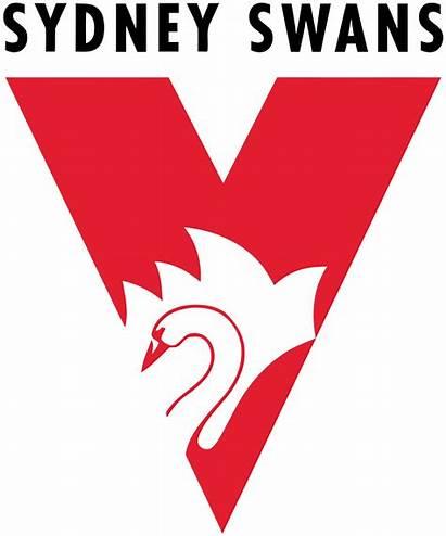 Swans Sydney Fc Logos Team Background Wide