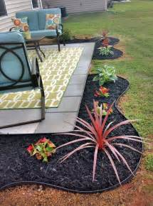 best 25 mulch landscaping ideas on