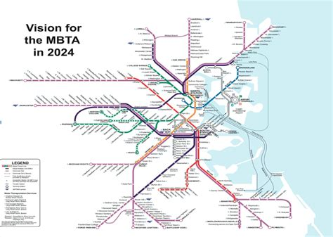 the walking bostonian fifty years of the mbta where is