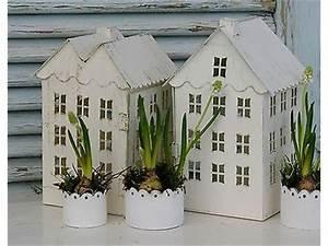 Windlicht Weiß Metall : kerzenh user h user haus kerzenhaus metall windlicht shabby chic antique wei ebay ~ Markanthonyermac.com Haus und Dekorationen
