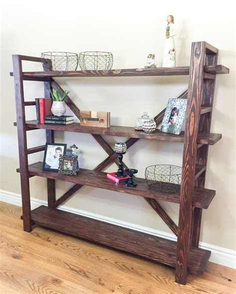 Free Bookcase Plans To Build by Diy Bookshelf