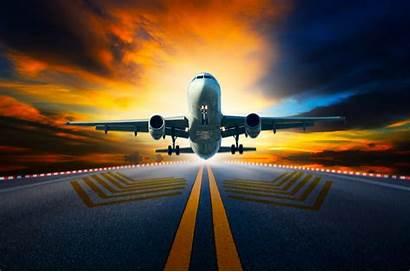 Taking Plane Take Jet Ups Airplane Air
