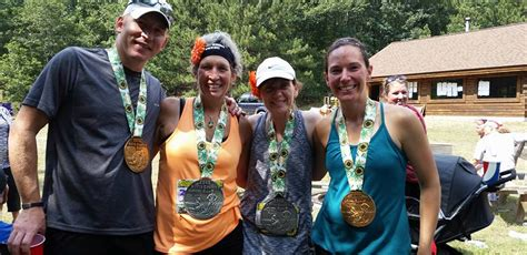 north country trail run largest marathon ultra medals