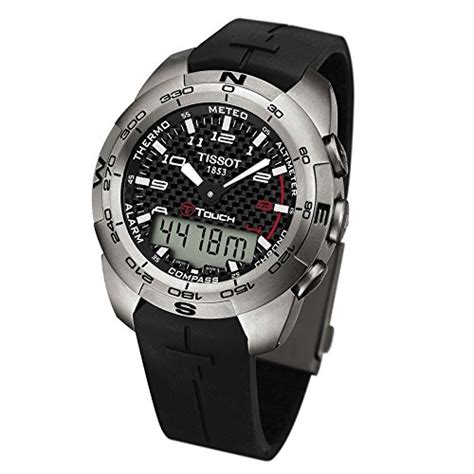 tissot s t0134204720200 t touch expert import it all