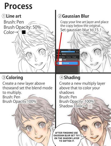 medibang paint pro tutorials images  pinterest