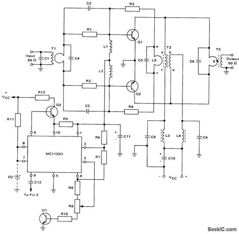 Mhz Linear Amplifier For Mobile