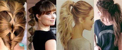 Best Ponytail Hairstyles for Long Medium & Short Hairs
