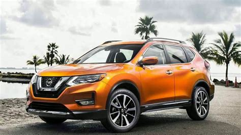 nissan rogue redesign sport release date review