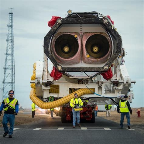 Orbital Sciences chooses RD-181 as AJ-26 engine ...