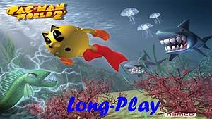Ps2 Longplay Pac Man World 2 Youtube