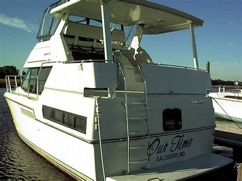 Back Of A Boat by Brian S Boat Page