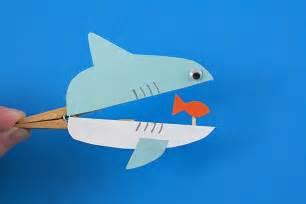 clothespin baby shower mil artes mujer manualidades niños tiburón
