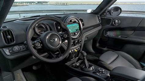 interieur mini 2017 mini countryman cooper s e all4 interior plug in