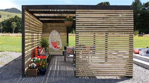 design your own bathroom by to a diy garden pergola stuff co nz