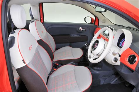 Fiat Interior by Fiat 500 Interior Autocar