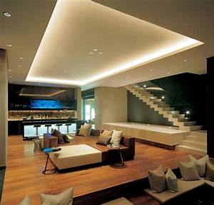33, Ideas, For, Beautiful, Ceiling, And, Led, Lighting